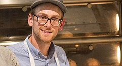 Taylor Petrehn operates 1900 Barker bakery and coffeehouse, 1900 Barker Ave., with his brother Reagan.