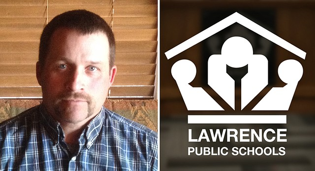 James Hollinger, a vegetation control specialist with Douglas County Public Works, is among several applicants seeking the Lawrence school board seat left vacated by Kristie Adair last month.