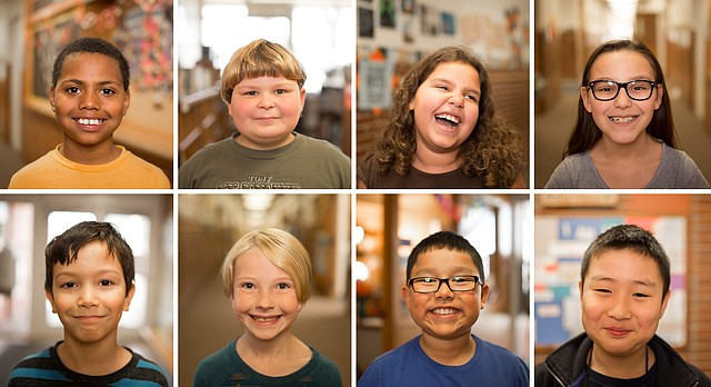 "Pinckney Elementary Principal Kristi Hill asked kids and coworkers one simple question: Where are you from? The project, adapted from a poem by George Ella Lyon, encourages kids to share their cultures, traditions and varied life experiences through a simple poem template titled ""I am From."" These students share their favorite lines from their ""I am From"" poems."