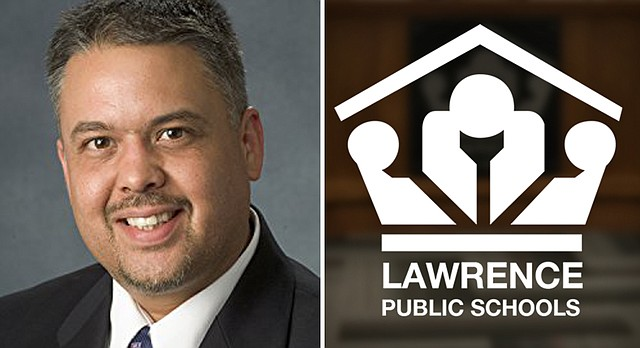 Ruben Flores, an associate professor in American studies at the University of Kansas, is one of several candidates to apply for the Lawrence school board seat vacated by Kristie Adair last month.