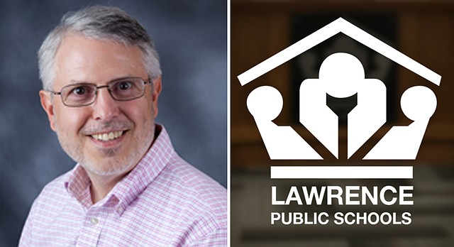 John Rury, a professor of education at the University of Kansas, is one of several candidates to apply for the Lawrence school board seat vacated by Kristie Adair last month.