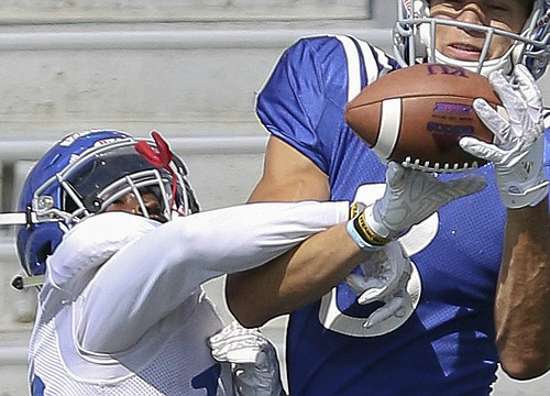 Jayhawks hope to identify new starting corners this spring