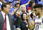 Dynamic four-guard lineup required complete buy-in from Kansas coaches, players