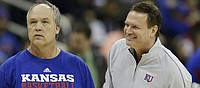 Hall of Fame Material: Doc Sadler says Bill Self same (sarcastic) guy as the day he met him