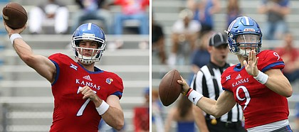 Spring football came and went at the University of Kansas without Peyton Bender or Carter Stanley wowing head coach David Beaty to the point of naming a starting quarterback for the 2017 season.