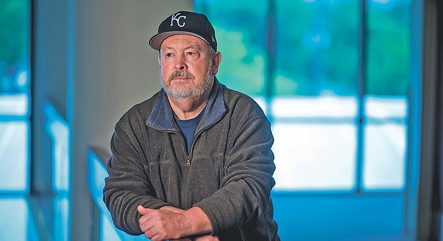 Jon Amyx, a Downtown Lawrence barber for more than 40 years, sought laser endovenous treatment for his varicose veins. The treatment was a success, and he encourages others to consult a doctor about various treatment options.
