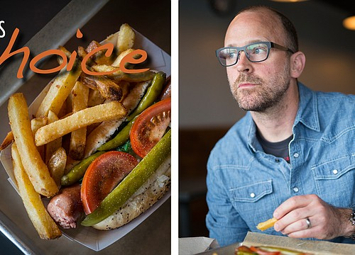 Chef's Choice: A Chicago dog with Chef Rick Martin