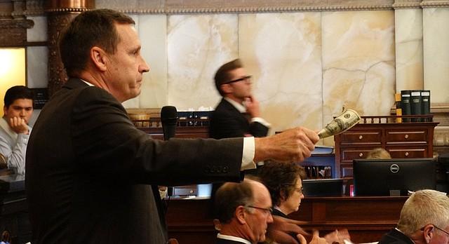 600 Million Tax Bill Passes Kansas Senate Fails In House