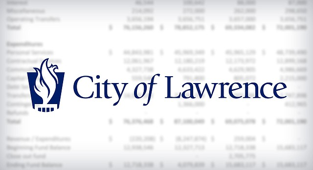 Increases in property values in Lawrence are giving the city's budget a boost, but city staff is still recommending an increase in the property tax rate.