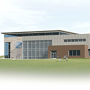 Renderings of the new Boys & Girls Club of Lawrence teen center