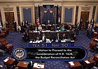 By a hair, Senate votes to debate GOP health care bill