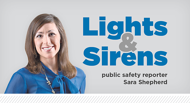 The Lawrence Journal-World's crime, fire and courts blog, Lights & Sirens, features assorted public safety news and notes from reporter Sara Shepherd.