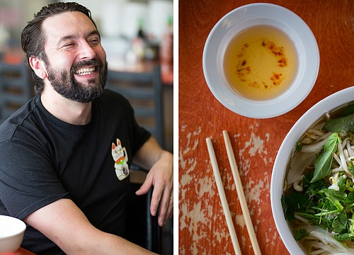 Chef's Choice: Pho with Lee Meisel