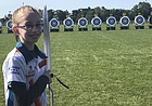 Lawrence Virtual School student earns high scores at national archery competition