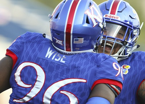 Notebook: Kansas DT Isi Holani out for season