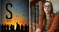 """At age 15, Erica Smith attempted suicide. Now, at 24, she still attends therapy and works as a volunteer for Headquarters Counseling Center. She is also a member of the Douglas County Suicide Prevention Coalition, which will host a screening of """"The S Word"""" on Oct. 4."""