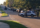 Lawrence police say 1 in custody following standoff at 27th Street, Haskell Avenue