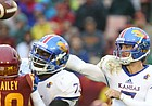 How KU's offense moves on from Iowa State dud
