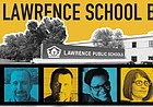 "Five candidates — from left, Ronald ""G.R."" Gordon-Ross, James Alan Hollinger, Melissa Johnson, Kelly Jones and Gretchen Lister — are seeking election to the Lawrence school board this year."