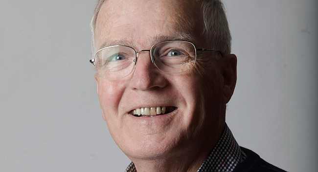 Chuck Woodling, former Lawrence Journal-World sports editor.