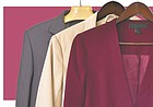 The University of Kansas' career center is seeking donations of gently used suits this month for its Professional Clothing Closet, which provides business attire to students free of charge.