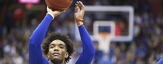 Lawrence journal world news information headlines and events in its time four jayhawks hope to hear names called in tonights nba draft in new york fandeluxe Gallery