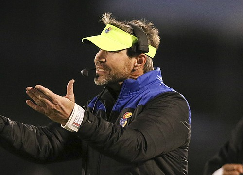 Reports link KU football assistants with Kent State opening