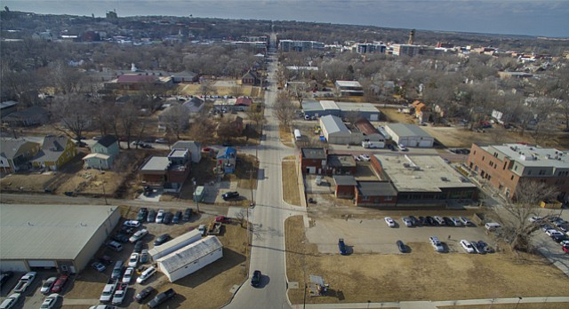 The Lawrence Arts Center and members of the East Lawrence Neighborhood Association (ELNA) have created a new project proposal for adding art to East Ninth Street. ELNA will discuss the draft proposal at its meeting on Feb. 5.