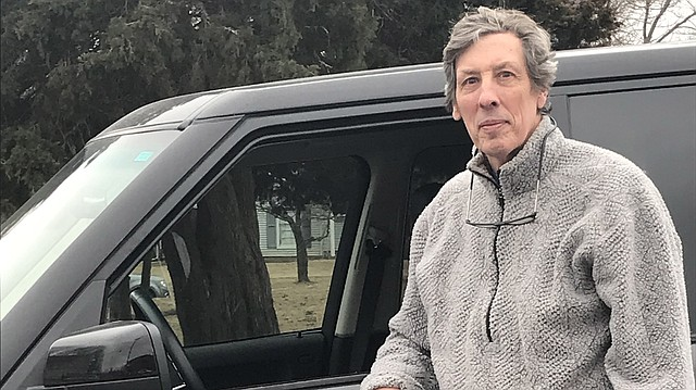 Michael Meyer, 65, developed blood clots as a result of frequent trips to Colorado. Now he takes precautions to make sure he stays active on long trips.