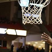 Kansas freshman Silvio De Sousa gets up for a pre-game dunk at Texas Tech, on Feb. 24, 2018.