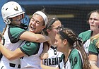 Late home runs propel Free State softball into state semifinals