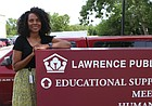 Anna Stubblefield is preparing to relinquish her role as interim superintendent of the Lawrence school district with the arrival July 1 of Anthony Lewis as the district's new superintendent. Since June 20, 2017, Stubblefield had the dual roles of interim superintendent and deputy superintendent.