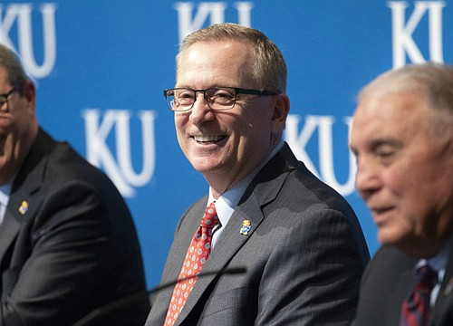 Jeff Long hire illustrates Chancellor Girod's comfort working in college athletics