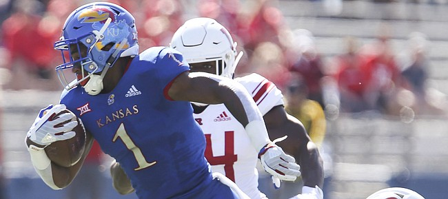 Game Day Breakdown: KU football vs  Coastal Carolina