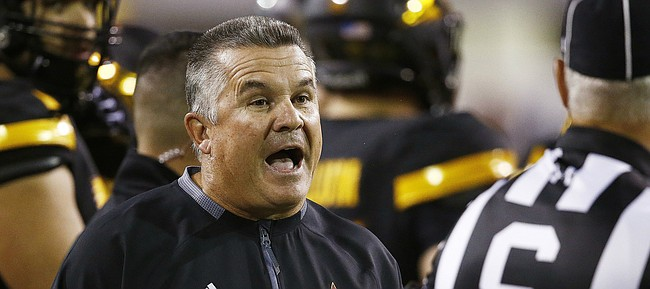 Report Ku Interested In Former Arizona State Football Coach Todd