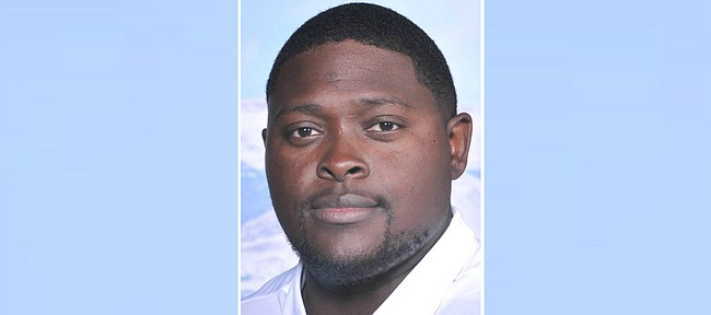 Kansas football defensive line coach Kwahn Drake