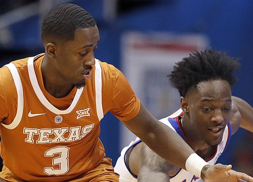 Jayhawks claim 10th consecutive victory over Longhorns with 80-78 win