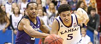 Quentin Grimes says goodbye to Kansas, declares for 2019 NBA Draft
