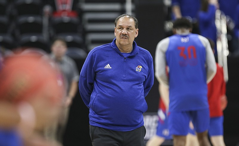 KU chancellor has not considered suspending coach as NCAA investigates; Regents chairman also weighs in