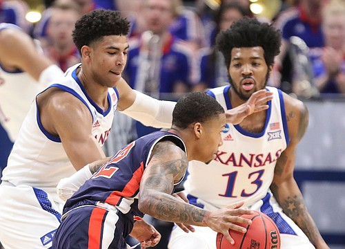 Key Jayhawks not focused on discussing their futures at Kansas