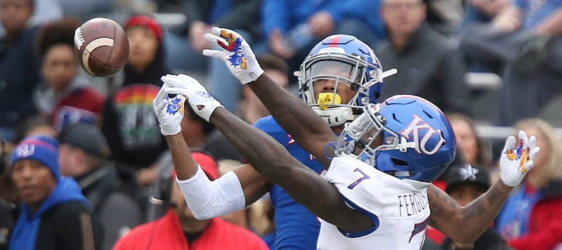 After making strides this offseason, Davon Ferguson poised to make impact in KU's secondary