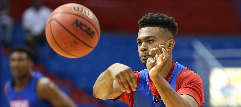 Freshman PG Issac McBride leaves KU basketball