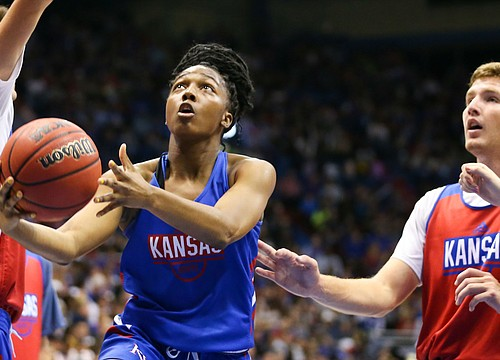 KU looks to young guards for leadership this coming season