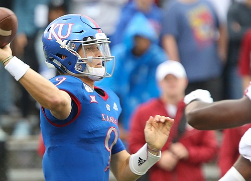 With emphasis on RPO, QB Carter Stanley feeling like a PG
