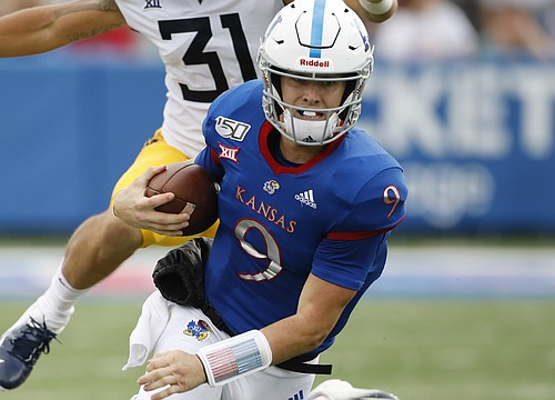 'Unfinished business': Why Carter Stanley stuck with KU football at a career crossroads