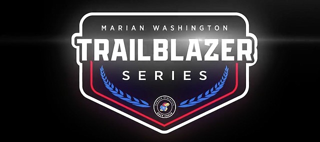 On Friday, Jan. 31, 2020, Kansas Athletics announced its new annual endeavor known as the Marian Washington Trailblazer Series, which will honor the contributions and accomplishments of current and former African-Americans at KU each February as a part of the celebration of Black History Month.