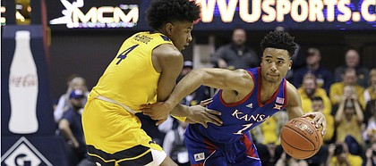Ku Point Guard Devon Dotson S Stay Or Go Decision Process Arrives Sooner Than Expected Kusports Com Mobile