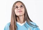 New KU women's soccer signee Shira Elinav, who officially joined the Jayhawks on April 24, 2020.