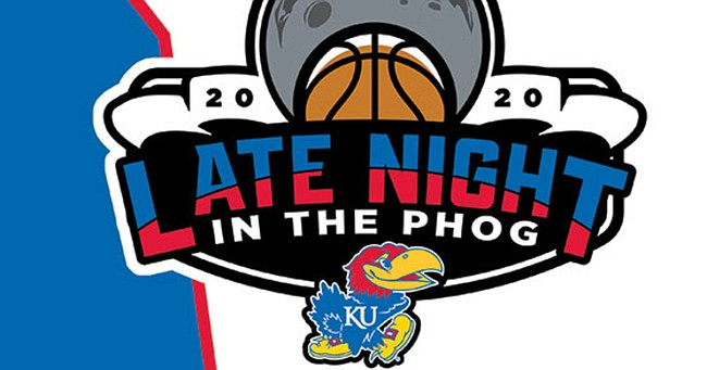Late Night in the Phog went all virtual in 2020 because of the COVID-19 pandemic.