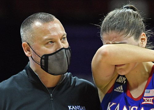 KU women's basketball coach Schneider optimistic about team's future